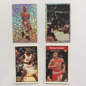 Other - Michael Jordan PANINI Stickers 92-93